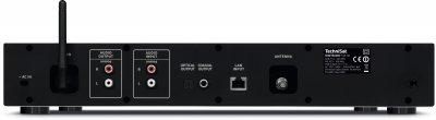 Радіоприймач TechniSat DIGITRADIO 143 CD Bluetooth-передавач, CD-плеєр чорний (0000/3946)