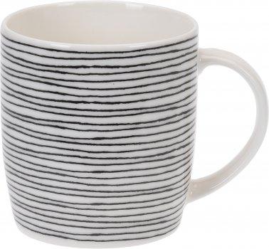 Чашка Excellent Houseware 320 мл (Q75888070_stripe)