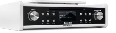 Стационарный радиоприемник TechniSat DIGITRADIO 20 CD белый (0001/4999)