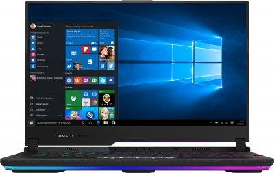 Ноутбук Asus ROG Strix SCAR 15 G533QR-HQ100T (90NR05K1-M02140) Black