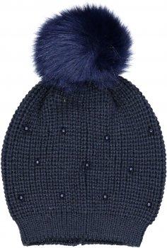 Демисезонная шапка Idexe' 48 Blu C/Lurex (627588180097Z)