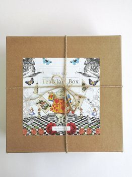 Подарочный набор Teahouse 2 чая и 2 джема серии Алиса 550 г (2550000012629)