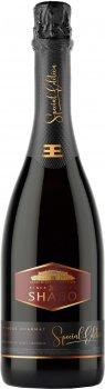 Вино ігристе Shabo Special Edition брют червоне 0.75 л 13.0% (4820070405538)