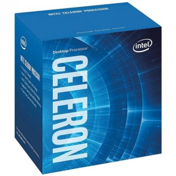 Процесор CPU Celeron DC G4900 3.1 GHz/2MB/14nm/54W (BX80684G4900) s1151 BOX