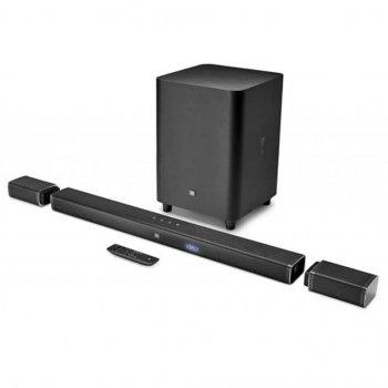 JBL Bar 5.1 Channel 4K Ultra HD Soundbar with True Wireless (JBLBAR51BLKEP)