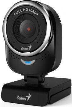 Genius QCam 6000 Full HD Black (32200002400)