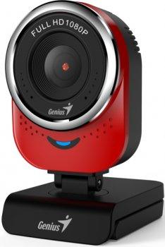 Genius QCam 6000 Full HD Red (32200002401)