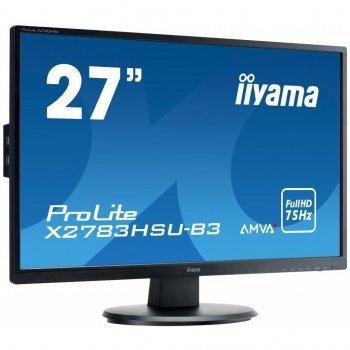Монітор iiyama X2783HSU-B3