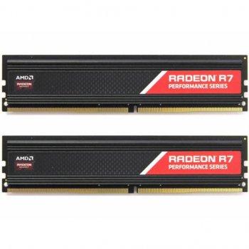 Модуль пам'яті для комп'ютера DDR4 16GB (2x8GB) 2666 MHz Radeon R7 AMD (R7S416G2606U2K)