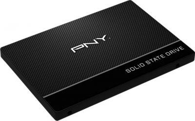 """PNY CS900 240GB 2.5"""" SATAIII 3D NAND TLC (SSD7CS900-240-PB)"""