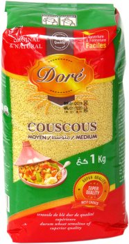 Крупа Dore Кускус 1 кг (6194004666684)