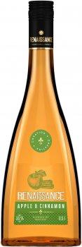 Напій алкогольний з ароматом бренді Renaissance Cinamon & Apple 0.5 л 36% (4770053233347)