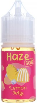 Рідина для POD-систем Haze Salt Lemon Jelly (Лимонне желе)