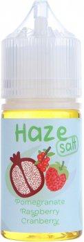 Рідина для POD-систем Haze Salt Pomegranate Raspberry Cranberry (Гранат + малина + журавлина)