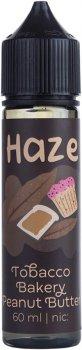 Рідина для електронних сигарет Haze Tobacco Bakery Peanut Butter (Тютюн + печиво + горіхова паста)