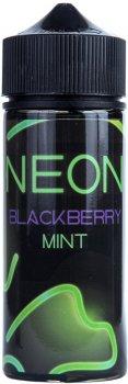 Рідина для електронних сигарет Neon Blackberry Mint (Чорниця + ментол)