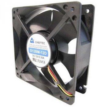 Вентилятор Chieftec Thermal Killer AF-1238B; 120х120х38мм, 4-Pin