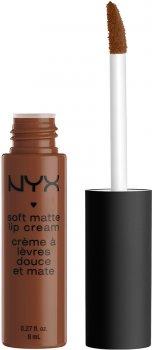 Жидкая кремовая помада NYX Professional Makeup Soft Matte 34 Dubai 8 мл (800897849047)