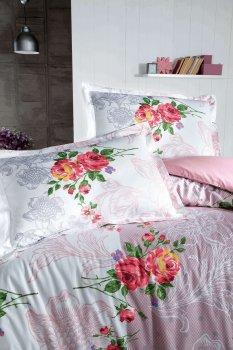 Комплект постельного белья Gokay Ранфорс Novia 200x220 (010079191)