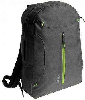 "Рюкзак для ноутбука D-Lex 16"" Black (LX-660P-BK)"