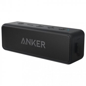 Портативна колонка Anker SoundCore 2 Black (A3105014)