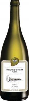 Вино Winery Khareba Mtsvane Qvevri белое сухое 0.75 л 12-13% (4860001193912)