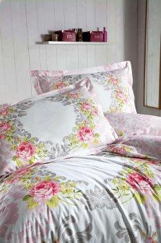Комплект постельного белья Gokay Ранфорс Eylia 160x220x2 (010079201)
