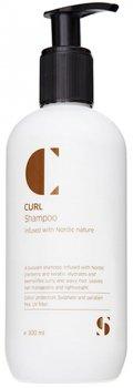 Шампунь InShape Curl Shampoo с кератином 1000 мл (7350078000277)