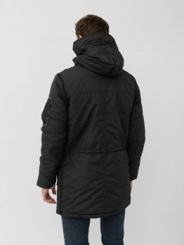 Куртка Alpha Industries N-3B Skytrain Parka MJN48505C1 Black
