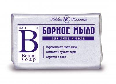 Мыло Борное Невская Косметика, 90 г (4600697105727)