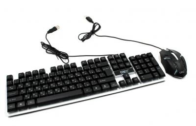 Клавіатура і миша з підсвічуванням M 416 Gaming Keyboard