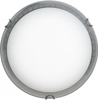 Світильник настінно-стельовий Декора Гермес 24220 хром (DE-46129)