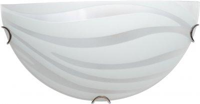 Світильник настінний Декора Зебра 24061 білий (DE-44191)
