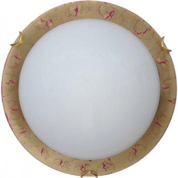 Світильник настінно-стельовий Декора Мрія 25150 золото (DE-45733)