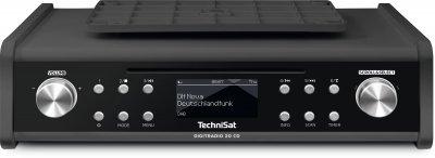 Стационарный радиоприемник TechniSat DIGITRADIO 20 CD антрацит (0001/4999)