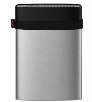 """Жорстку диск зовнішній SiliconPower USB 3.2 Gen1 Armor A85 5TB 2,5"""" Сріблястий (SP050TBPHDA85S3S)"""