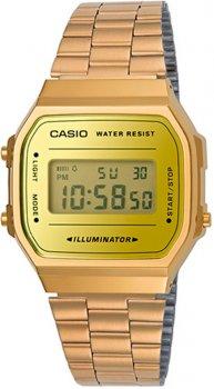 Чоловічий годинник CASIO A168WEGM-9EF