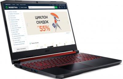 Ноутбук Acer Nitro 5 AN515-54-56SU (NH.Q96EU.00X) Obsidian Black