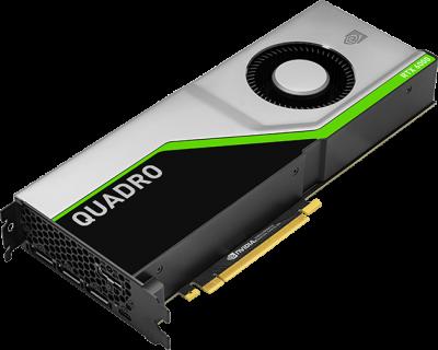 PNY PCI-Ex NVIDIA Quadro RTX6000 24GB GDDR6 (256bit) (1440/14000) (4 x DisplayPort, 1 x VirtualLink) (VCQRTX6000-BSP)