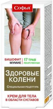 Крем для тела Королев Фарм Софья 17 лекарственных трав с бишофитом 75 мл (4607011666018)