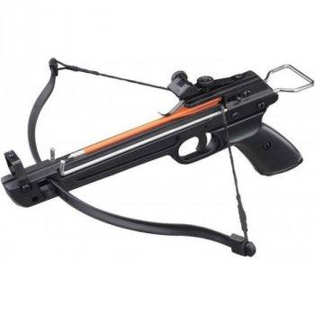 Арбалет Man Kung MK-50A2, Рекурсивный, пистолетного типа, алюм. рукоять ц:черный
