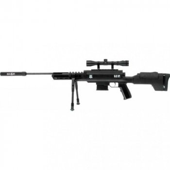 Винтовка пневматическая Norica Black OPS Sniper 4,5 мм 305 m/c
