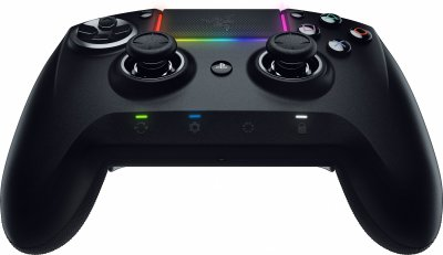 Геймпад Razer Raiju Ultimate PS4/PC Black (RZ06-02600100-R3G1/RZ06-02600300-R3G1)