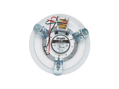Встраиваемая в потолок акустическая система DV audio C-86.