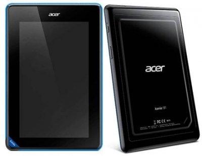 Планшет Acer Iconia Tab B1-710-MediaTek MTK8317T-1.2GHz-1Gb-8Gb-W7-Web-(B)- Б/В
