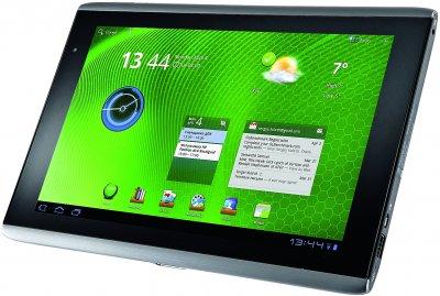 "Планшет Acer Iconia Tab A500-NVIDIA Tegra 2 (1 ГГц) 1GB-32GB 10.1"" 1280x800-(B)- Б/В"