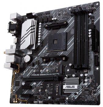 Материнская плата Asus Prime B550M-A (Wi-Fi) (sAM4, AMD B550, PCI-Ex16)
