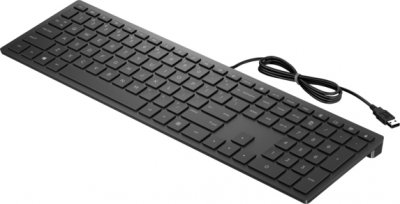 Клавиатура проводная HP Pavilion 300 USB (4CE96AA)