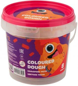 Цветное тесто для лепки Kite Jolliers 8 цветов (K19-137)