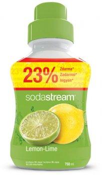 Сироп Sodastream Lemon Lime 750 мл (4024410204)